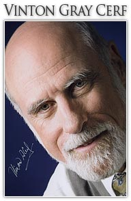 Vinton Gray Cerf Born June 23, 1943 System for Distributed Task Execution Patent Number 6,574,628 Inducted 2006